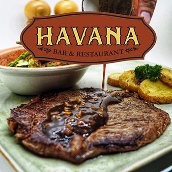 New Menu at Havana Bar & Terrazzo Restaurant