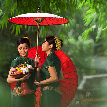 Feel fresh and save too at Oasis Spa Thailand – until 31 October 2018