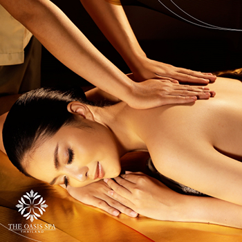 Need a Massage Soon? – UP TO 2,000THB* OFF at Oasis Spa Pattaya