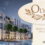 Olympus City Garden