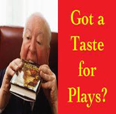 Play-Readers wanted! at White Horse Pub, Eastern Grand Palace Hotel – Tuesday 21February 2017