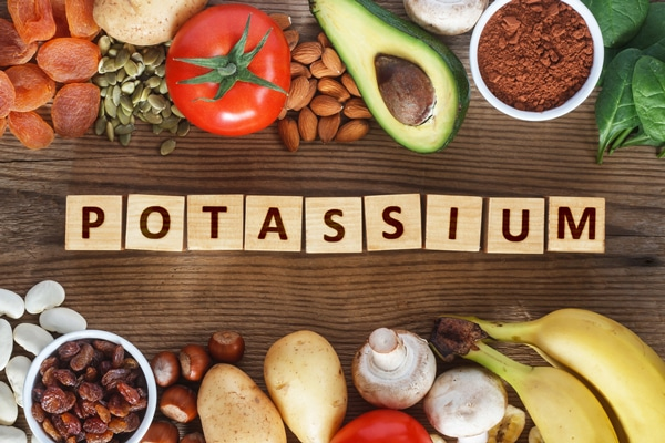 potassium-spelled-out-with-wooden-cubes