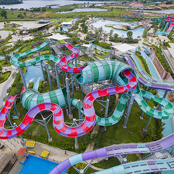 Ramayana Water Park – Thailand's biggest and newest water park