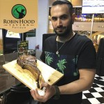 1.3kg Australian Tomahawk at Robin Hood Tavern Pattaya