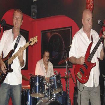 Inspire Pattaya -- Soulmates Band 5th Anniversary party at ...