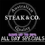 Save Up to 50% at Steak & Co Pattaya
