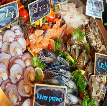 seafood buffet pattaya