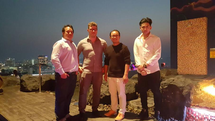 The Success Chilean Wine Tasting At Sky Restaurant Siam
