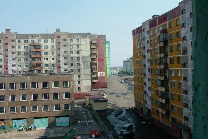 siberian-village