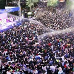 Songkran Splash Party 2018 at Central Festival Pattaya Beach - 13th to 19th April