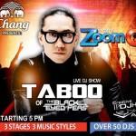Taboo of Black Eyed Peas