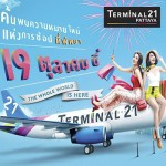 Terminal 21 Pattaya Grand Opening - 19 October 2018