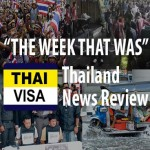 Foreigners join the Thais in putting their foot in it!