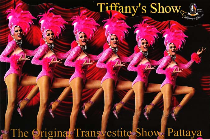 Thailand Tourism - The Famous Tiffany's Show in Pattaya, Thailand
