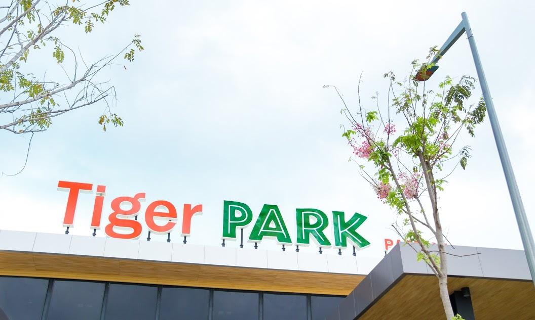 Inspire Pattaya -- Tiger PARK @Pattaya