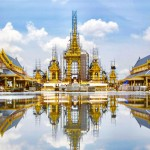 The King of Kings: Thailand Prepares for the Cremation of Late King Bhumibol Adulyadej in October by Andrew J Wood