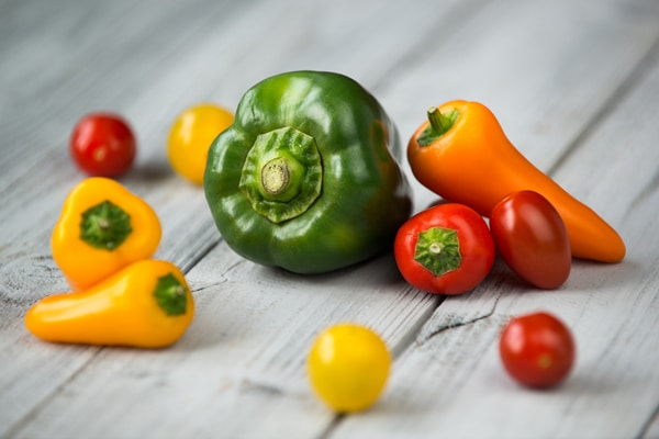 variety-of-peppers-and-tomatoes
