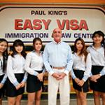 Paul King's Easy Visa Pattaya
