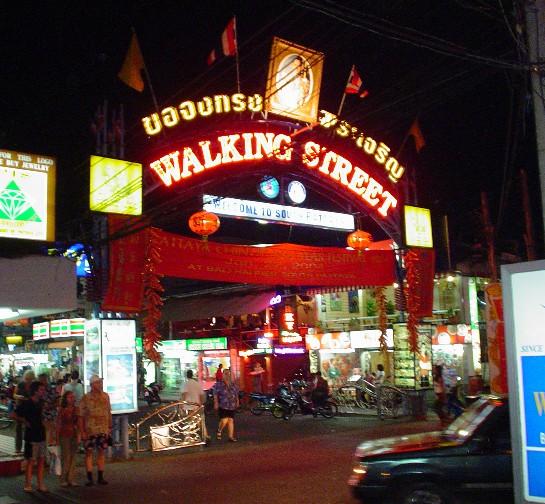 Club Corporate Travel: Popular Night Club For Sale In Walking Street