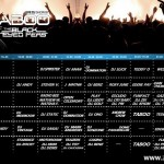 Zoom Festival 2012 Timetable of events